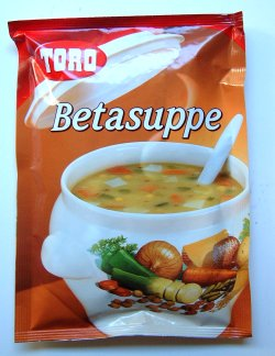 Torobetasuppe