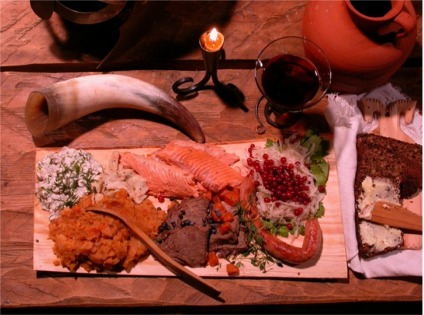 Viking Food And Drink Recipes