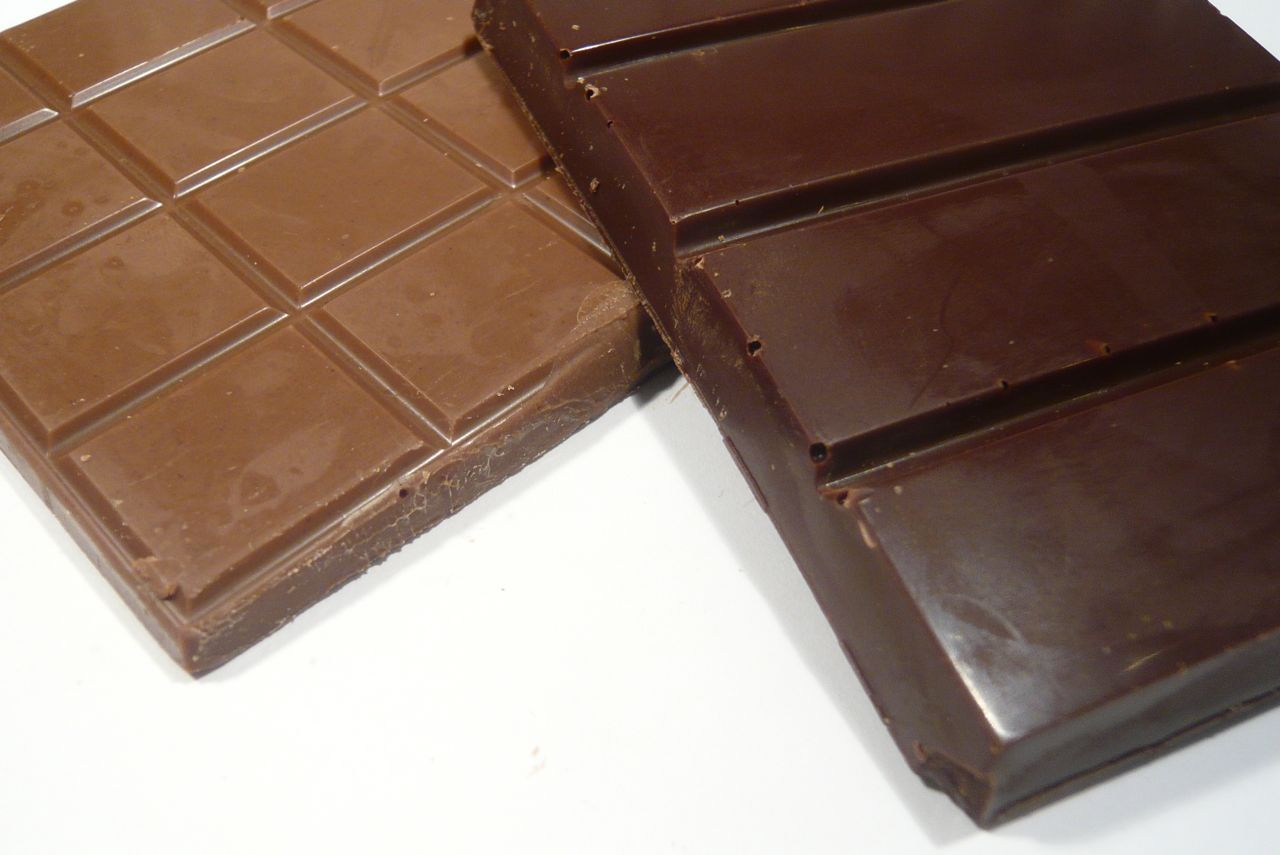 milk chocolate or dark chocolate Consumer reports takes a look at the research on the health benefits of milk chocolate vs dark chocolate.