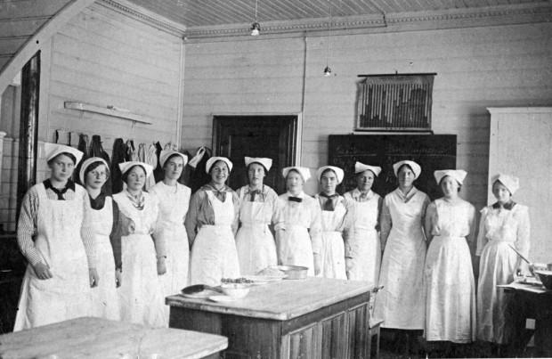 husmorskole